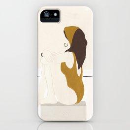 DEEP DIVE iPhone Case