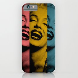 Multi Colored MM iPhone Case