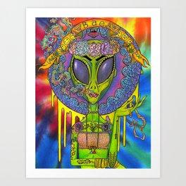 BAE: Before Alien Else Art Print