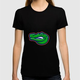 Alligator Head Mascot T-shirt