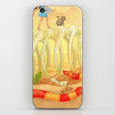 The Deadly Desert iPhone & iPod Skin
