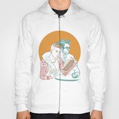 Hipsters in Love Hoody