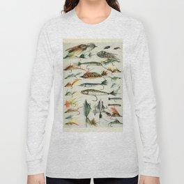 Fishing Lures Long Sleeve T-shirt