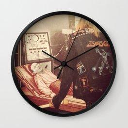 Corpse Distorter  Wall Clock
