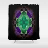celtic Shower Curtains featuring Celtic Planet.... by Cherie DeBevoise