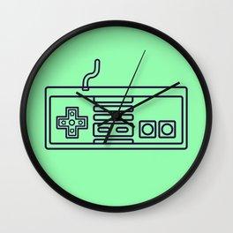 NES Controller - Retro style Wall Clock