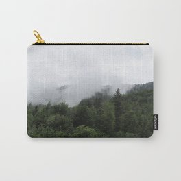 Foggy Trees (unedited version) Carry-All Pouch