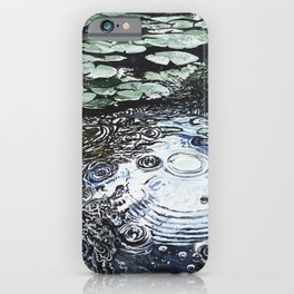 Hawley Pond iPhone Case
