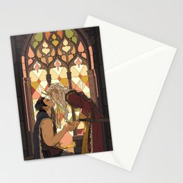 I take you as my man Stationery Cards