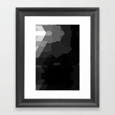 Blkr Framed Art Print