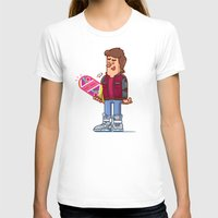 marty mcfly T-shirts featuring Marty McFly by Rudi Gundersen