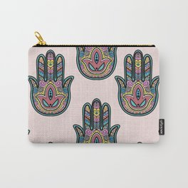 Indian hand illustration Carry-All Pouch