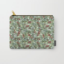 Elegant Christmas Carry-All Pouch