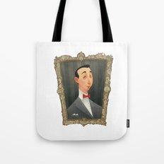 Pee Wee Herman Tote Bag