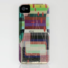 Casette Music 1981 iPhone Case
