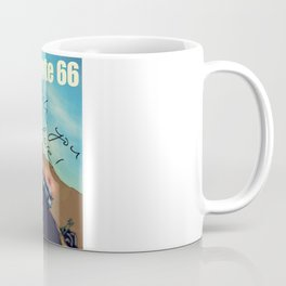 Ginny & Clutch (Greetings From Route 66) Coffee Mug
