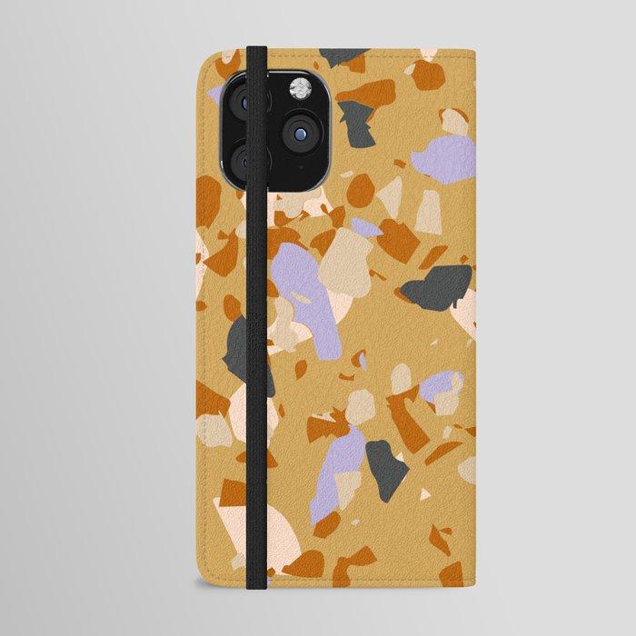 Terazzo iPhone Wallet Case