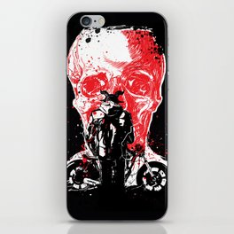 rebel from hell #1 iPhone Skin