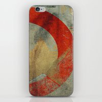 captain iPhone & iPod Skins featuring Captain by Fernando Vieira