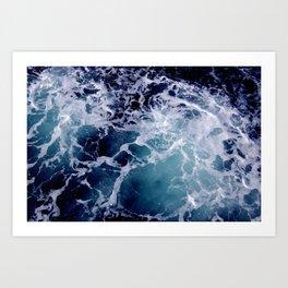 Ocean Art Art Print