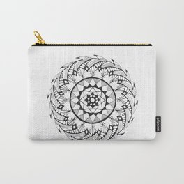 Quill Mandala Carry-All Pouch