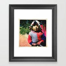 Peruviana Framed Art Print