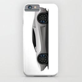 Exotic Modern Super Car Concept iPhone Case