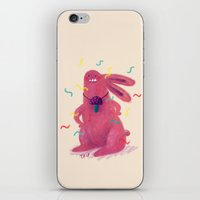 trip iPhone & iPod Skins featuring Trip by Vikte Eziukas
