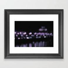 River View Framed Art Print