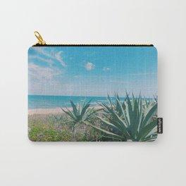 Flagler Beach, Florida Carry-All Pouch
