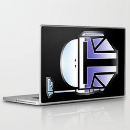 Mandalorian in disguise Laptop & iPad Skin