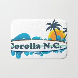 Corolla - North Carolina. Bath Mat