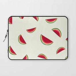 Tropical fruit - Watemelon Laptop Sleeve