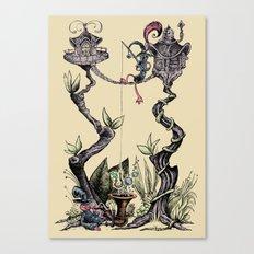 Tree Fun! Canvas Print