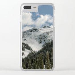 Ymir Bowl II Clear iPhone Case