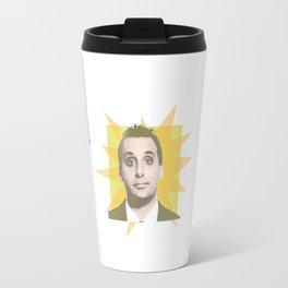 The Many Faces Of Joe Travel Mug