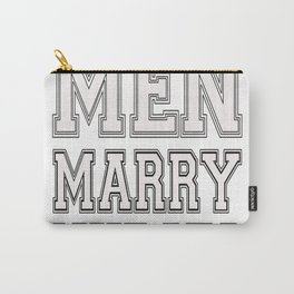 Real Men Marry Nurses Carry-All Pouch