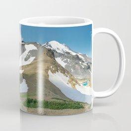 Mount Rainer Wonderland Coffee Mug