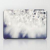 dandelion iPad Cases featuring Dandelion  by Juste Pixx Photography