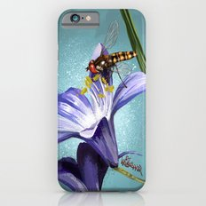 Wasp on flower 11 Slim Case iPhone 6s