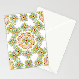 Starflower Blossoms Stationery Cards