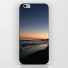 Main Beach Sunset iPhone Skin