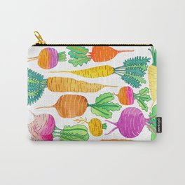 Root Veggies Carry-All Pouch
