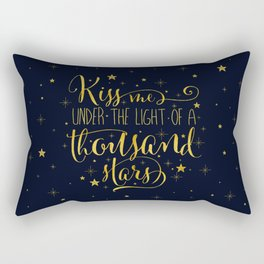 A Thousand Stars Rectangular Pillow