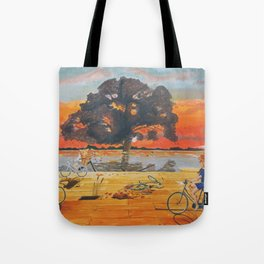 End of season habits Tote Bag