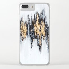 electricity Clear iPhone Case