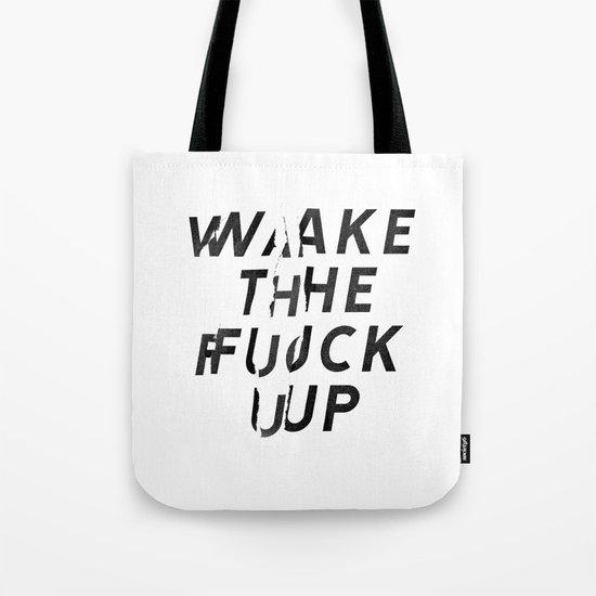 WTFU Tote Bag