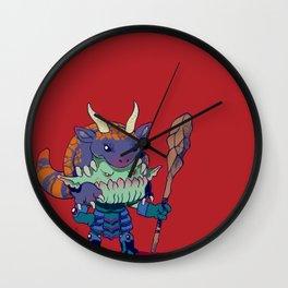 Legend of Animal Hat: Brûlée and Kaiser Wall Clock