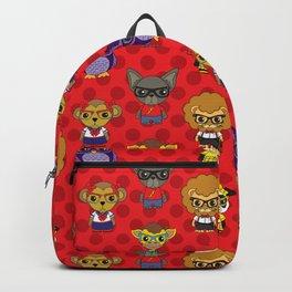 Nerdimals Backpack