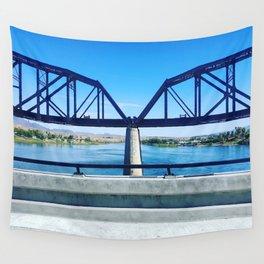 Think Bridge Wall Tapestry